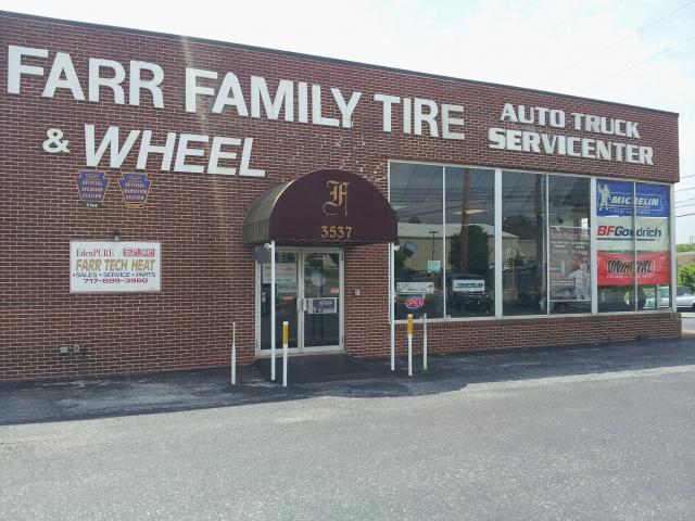 Farr-Tire-Front-Building